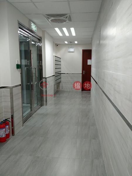 HK$ 4,800/ 月利安工業大廈|觀塘區-新裝 大窗光猛 寫字樓工作室 包WiFi