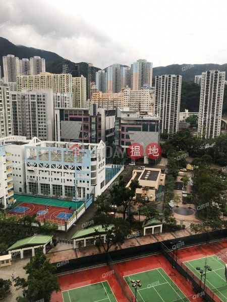 Property Search Hong Kong | OneDay | Residential Rental Listings | Block 4 Kwun Fung Mansion Sites A Lei King Wan | 3 bedroom High Floor Flat for Rent