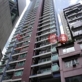 東澤臺,蘇豪區, 香港島