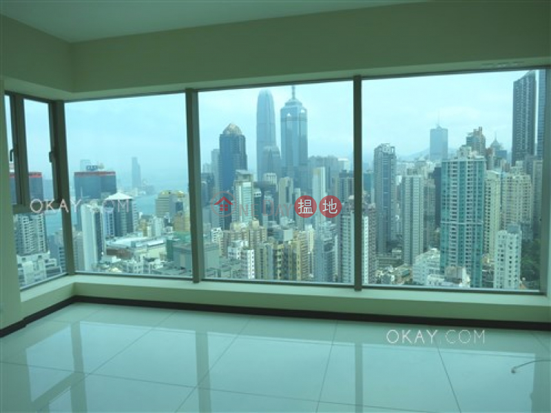 Unique 3 bed on high floor with harbour views & balcony | For Sale 1 High Street | Western District | Hong Kong Sales | HK$ 50M