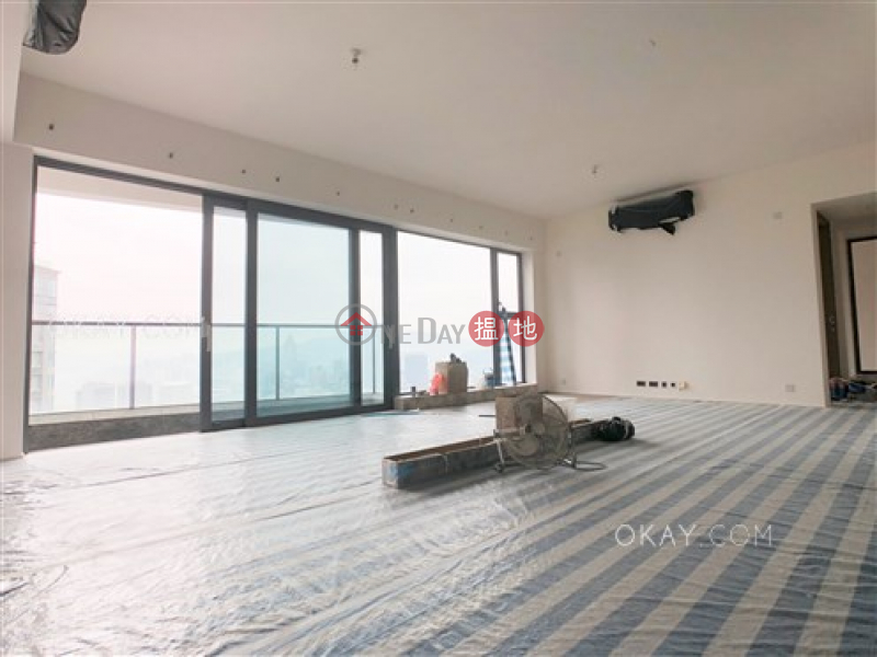 Stylish 3 bedroom on high floor with balcony | For Sale | Azura 蔚然 Sales Listings