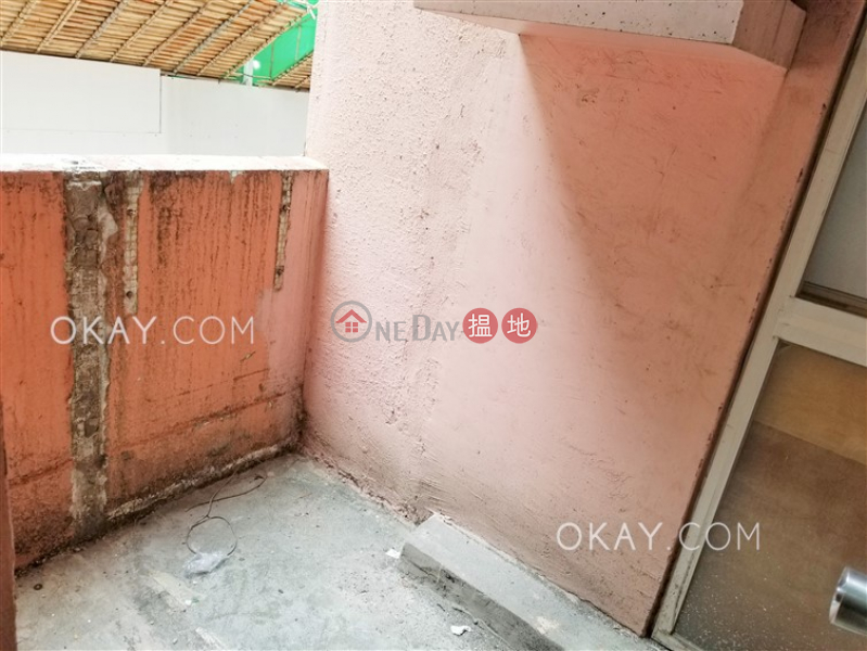 Stylish 1 bedroom with terrace | For Sale | Shun Hing Building 順興大廈 Sales Listings