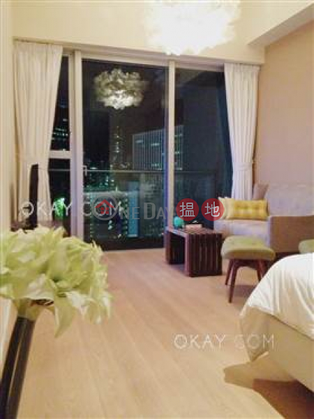 Unique high floor with balcony | Rental 60 Johnston Road | Wan Chai District Hong Kong | Rental, HK$ 19,000/ month