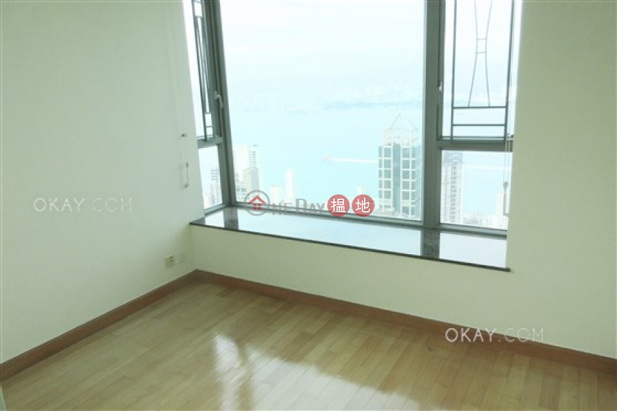 Gorgeous 2 bed on high floor with sea views & balcony | For Sale 2 Park Road | Western District | Hong Kong Sales | HK$ 20M