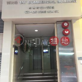 Wing Tat Commercial Building,Sheung Wan, Hong Kong Island