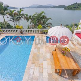 Unique house with sea views, rooftop & terrace | Rental|Tai Mong Tsai Tsuen(Tai Mong Tsai Tsuen)Rental Listings (OKAY-R386997)_0