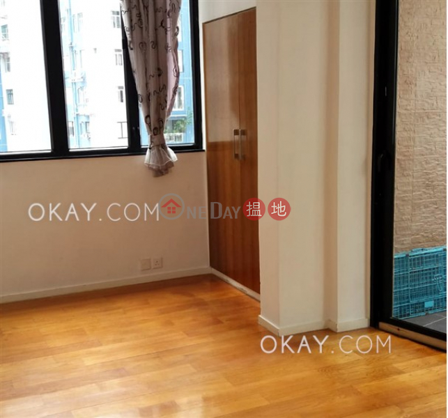 Efficient 3 bedroom on high floor with balcony   Rental   7 Shan Kwong Road   Wan Chai District, Hong Kong   Rental HK$ 46,000/ month