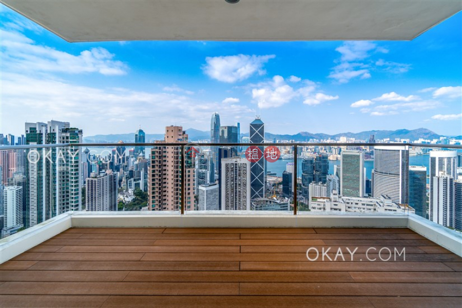 Gorgeous 3 bedroom on high floor with balcony & parking | Rental | Magazine Gap Towers Magazine Gap Towers Rental Listings
