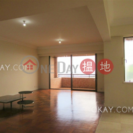 Beautiful 3 bed on high floor with balcony & parking | Rental