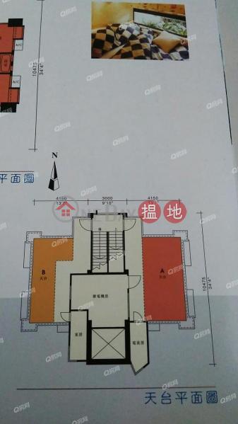 交通方便,內街清靜,開揚遠景,名人大宅,環境優美《豐景閣租盤》-284-288皇后大道西 | 西區-香港|出租HK$ 23,000/ 月
