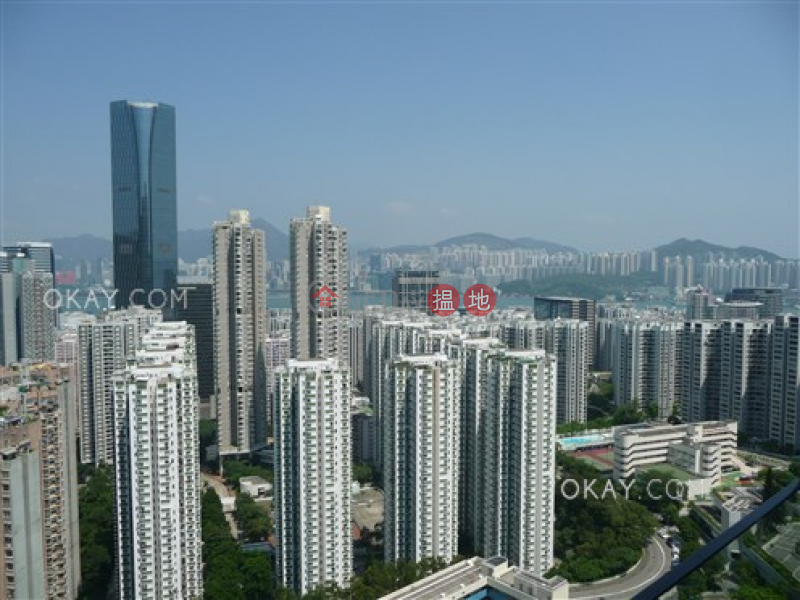 Rare penthouse with sea views, balcony | Rental | Block A (Flat 1 - 8) Kornhill 康怡花園A座 (1-8室) Rental Listings