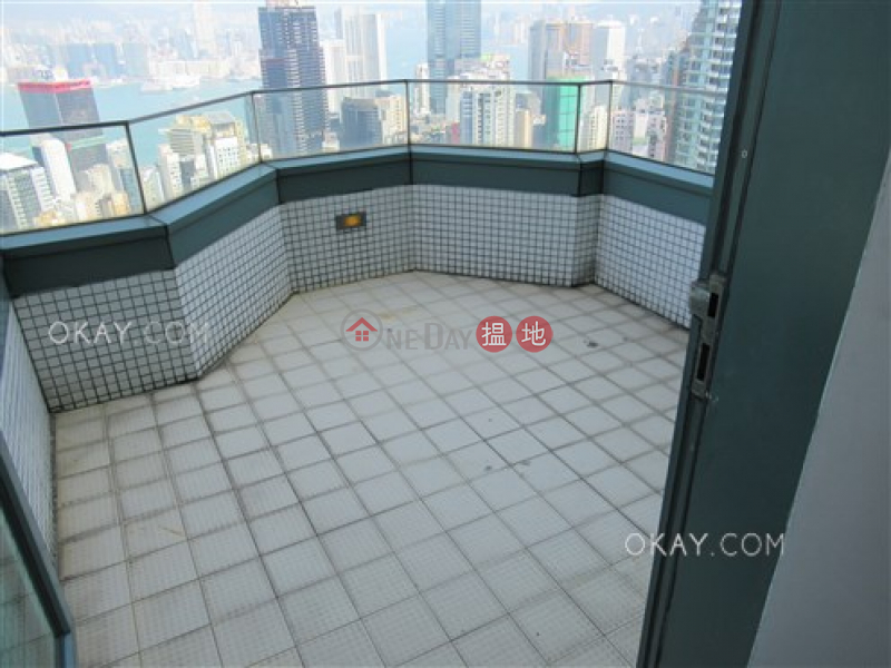 Property Search Hong Kong | OneDay | Residential | Rental Listings, Beautiful 3 bed on high floor with harbour views | Rental