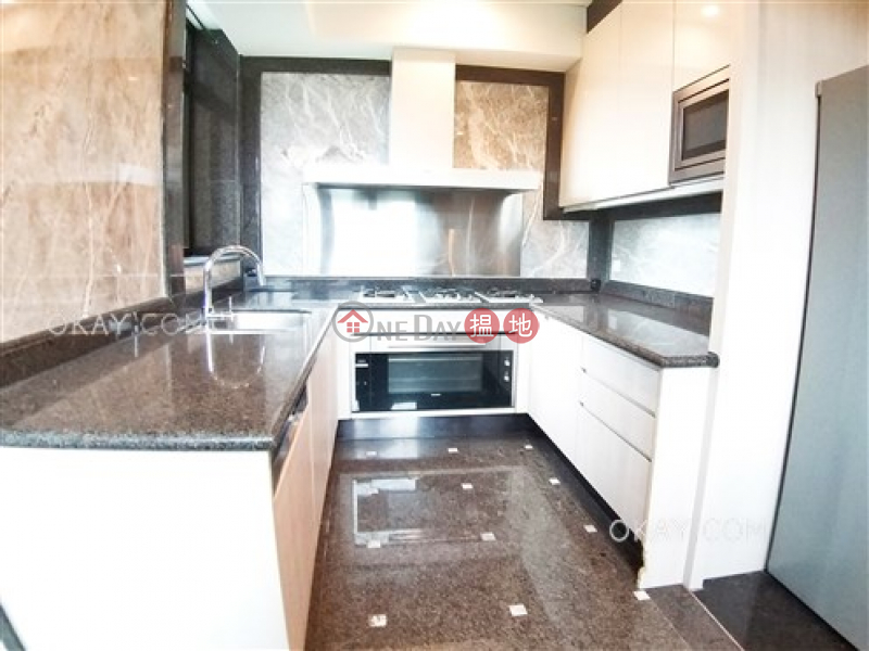 HK$ 90,000/ 月淺水灣道3號|灣仔區4房2廁,實用率高,極高層,海景《淺水灣道3號出租單位》