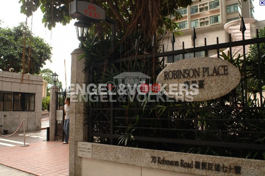 HK$ 56,000/ month | Robinson Place | Western District, 3 Bedroom Family Flat for Rent in Mid Levels West