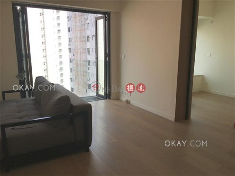 HK$ 42,000/ 月-瑧環西區-2房1廁,星級會所,可養寵物,露台《瑧環出租單位》