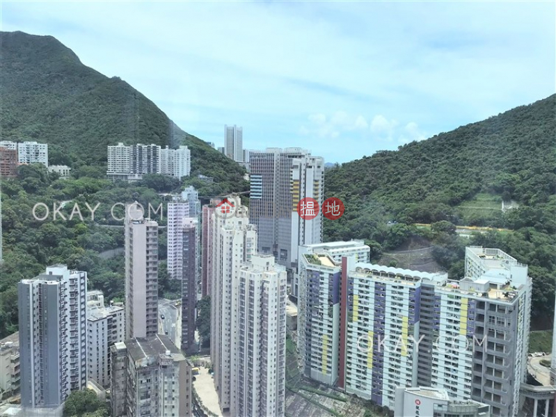 HK$ 55,000/ month | Imperial Kennedy, Western District, Luxurious 3 bedroom on high floor with balcony | Rental
