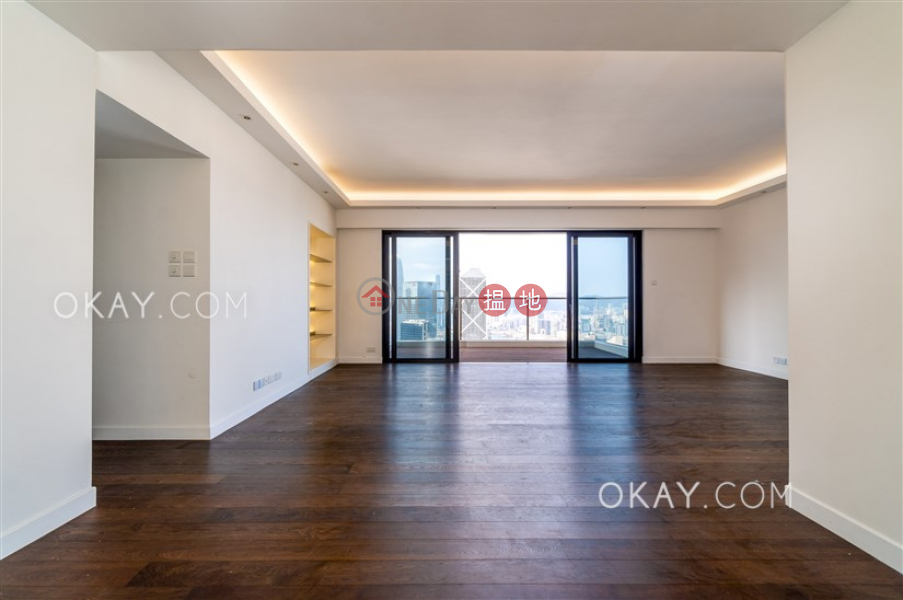 HK$ 130,000/ month Magazine Gap Towers | Central District | Gorgeous 3 bedroom on high floor with balcony & parking | Rental