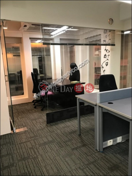 Decorated office for rent in Central, Bangkok Bank Building 盤谷銀行大廈 Rental Listings | Central District (A044365)