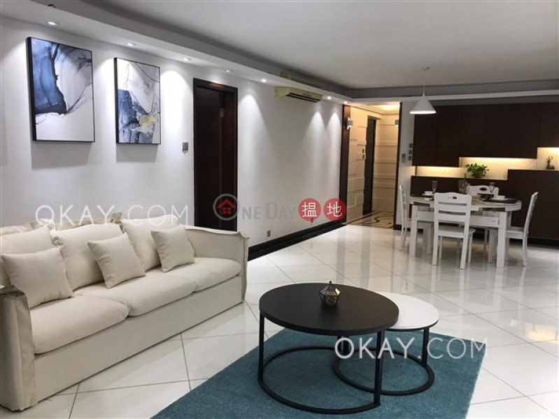 Efficient 3 bed on high floor with rooftop & parking | Rental 8 Broadcast Drive | Kowloon City, Hong Kong Rental | HK$ 45,000/ month