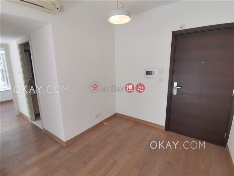 2房1廁,星級會所,露台聚賢居出售單位 聚賢居(Centrestage)出售樓盤 (OKAY-S58230)