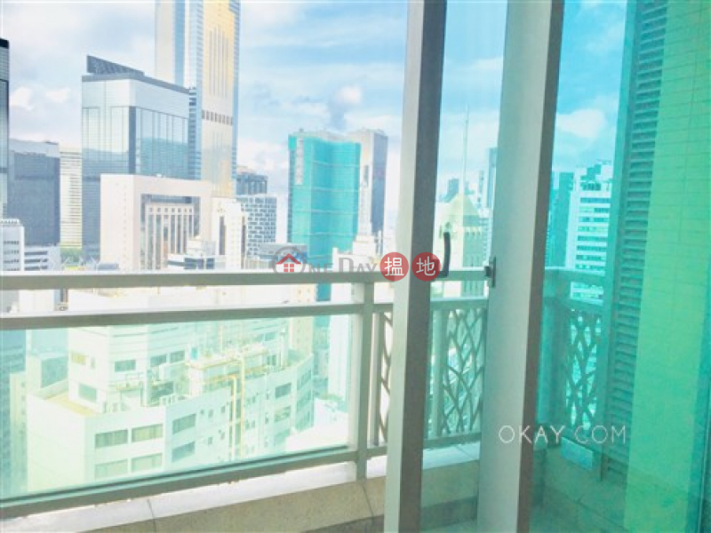 Luxurious 3 bedroom on high floor with balcony | Rental | York Place York Place Rental Listings