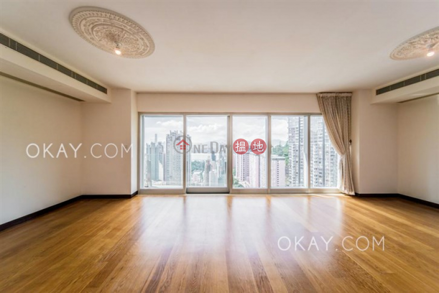 Property Search Hong Kong | OneDay | Residential | Rental Listings | Luxurious 4 bedroom with balcony & parking | Rental