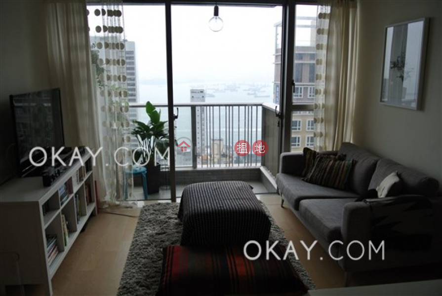 Property Search Hong Kong | OneDay | Residential Sales Listings Unique 2 bedroom with sea views & balcony | For Sale