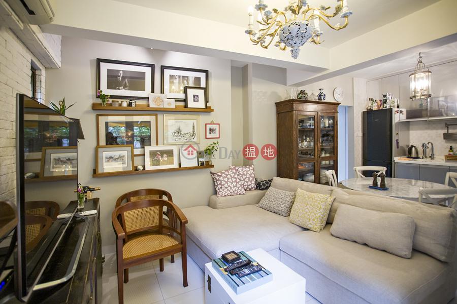 香港搵樓|租樓|二手盤|買樓| 搵地 | 住宅|出租樓盤|西營盤 私家陽台 園林景致 地中海風