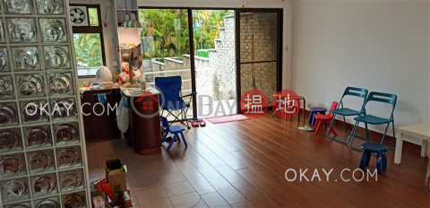 Rare house with balcony & parking | Rental|Hong Lok Yuen Tenth Street(Hong Lok Yuen Tenth Street)Rental Listings (OKAY-R35094)_0