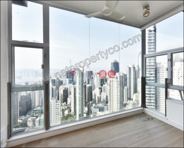 Property Search Hong Kong | OneDay | Residential Rental Listings | Spacious Apartment for Rent in Mid-Levels Central