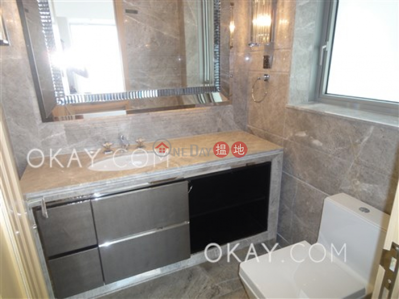 Unique 3 bedroom on high floor with balcony & parking | Rental 4 Kennedy Road | Central District | Hong Kong, Rental | HK$ 95,000/ month