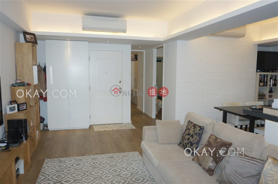 HK$ 18M Igloo Residence, Wan Chai District | Unique 2 bedroom on high floor with balcony | For Sale