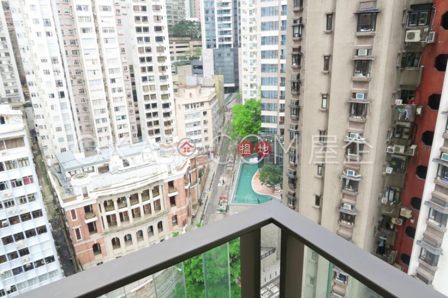 香港搵樓|租樓|二手盤|買樓| 搵地 | 住宅-出售樓盤1房1廁,連租約發售,露台NO.1加冕臺出售單位