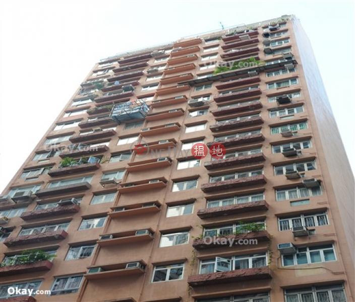 Practical 1 bed on high floor with rooftop & balcony   Rental   Gartside Building 嘉茜大廈 Rental Listings