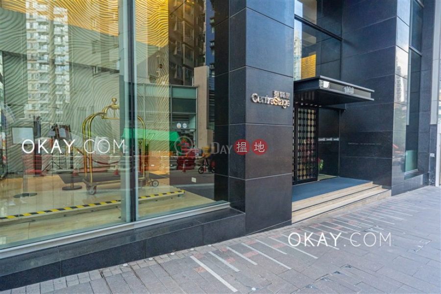HK$ 11M, Centrestage | Central District Stylish studio with balcony | For Sale