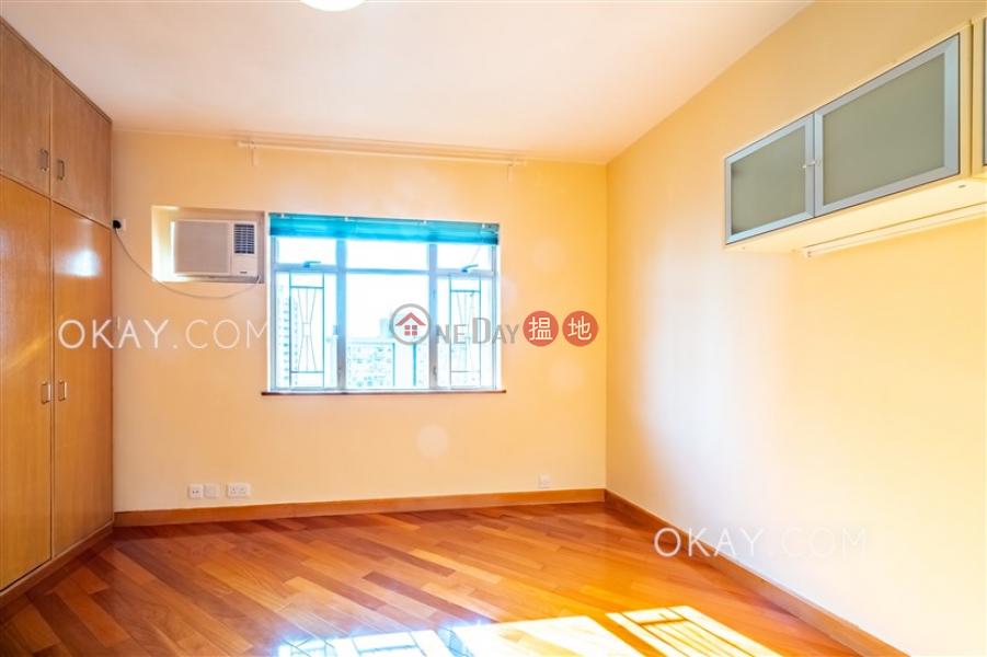 Efficient 3 bedroom with balcony & parking | Rental | Block 45-48 Baguio Villa 碧瑤灣45-48座 Rental Listings