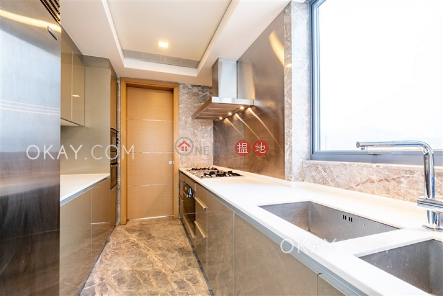 Unique 3 bed on high floor with harbour views & balcony | Rental, 8 Ap Lei Chau Praya Road | Southern District Hong Kong Rental HK$ 170,000/ month