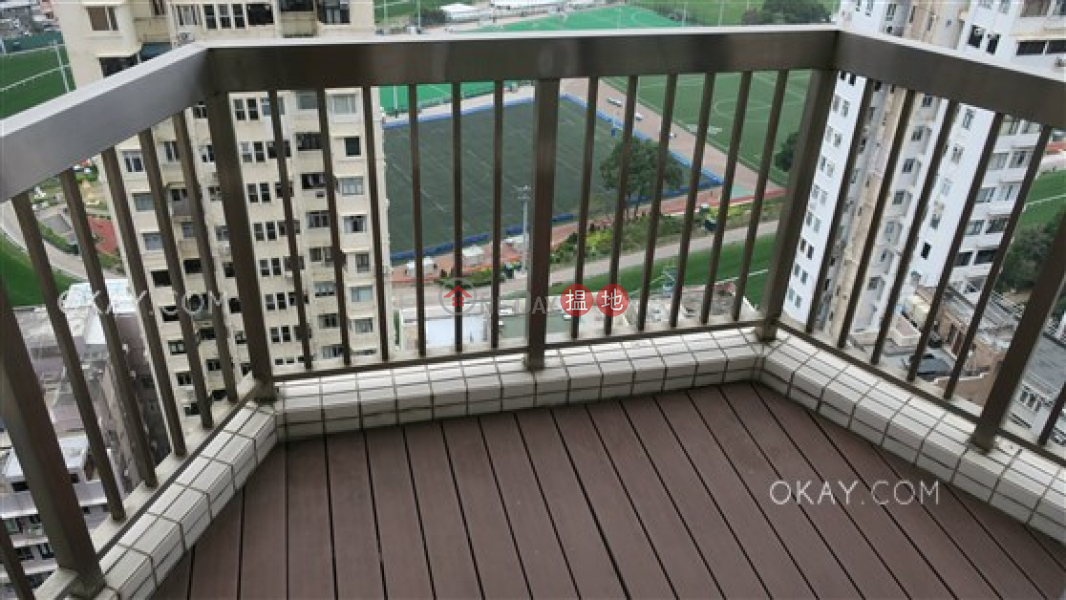 Property Search Hong Kong   OneDay   Residential, Rental Listings Efficient 3 bedroom with balcony & parking   Rental