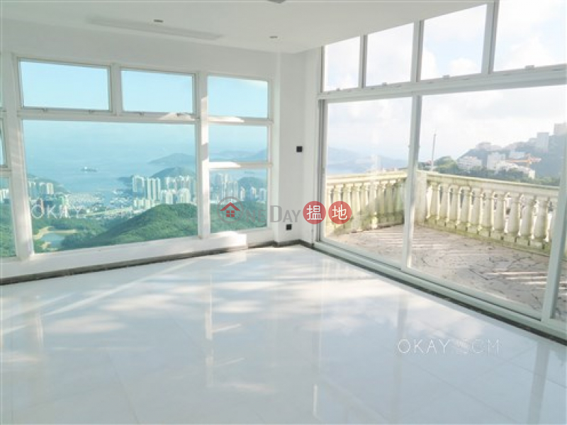 Lovely house with balcony & parking | Rental | Cheuk Nang Lookout 卓能山莊 Rental Listings