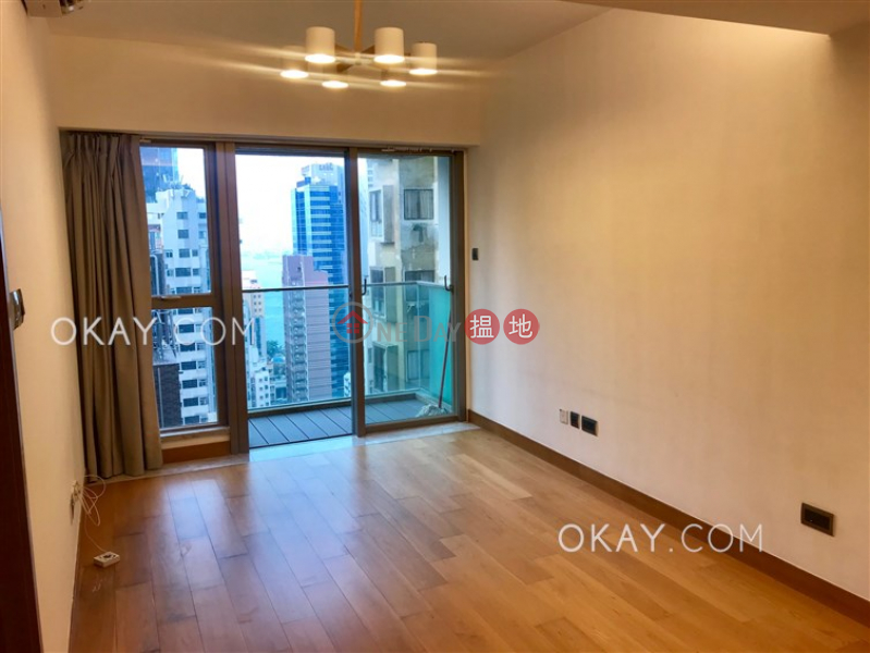 Property Search Hong Kong | OneDay | Residential Rental Listings, Practical 1 bedroom on high floor with balcony | Rental
