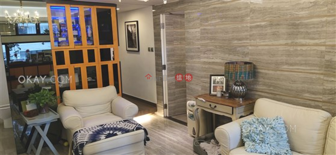 Nicely kept 4 bedroom with terrace & balcony | Rental | Sussex Court 海雅閣 Rental Listings