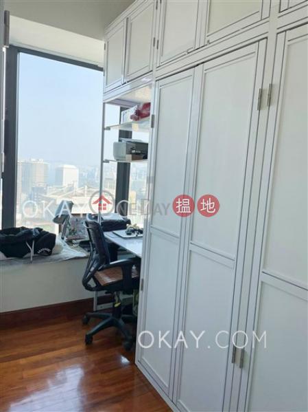 Popular 3 bedroom on high floor with sea views | Rental | Palatial Crest 輝煌豪園 Rental Listings