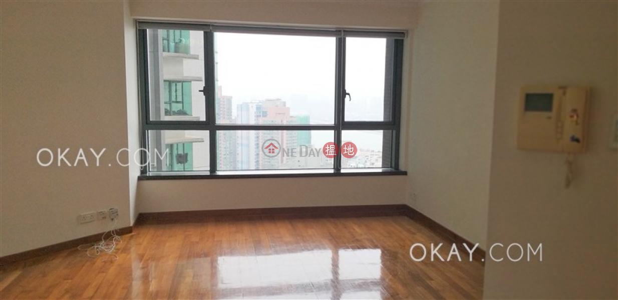 HK$ 58,000/ month, 80 Robinson Road   Western District   Tasteful 3 bedroom with harbour views & parking   Rental