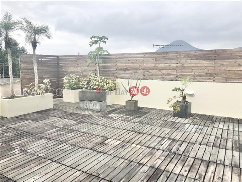 Stylish house with rooftop, terrace & balcony | Rental | Hing Keng Shek 慶徑石 Rental Listings