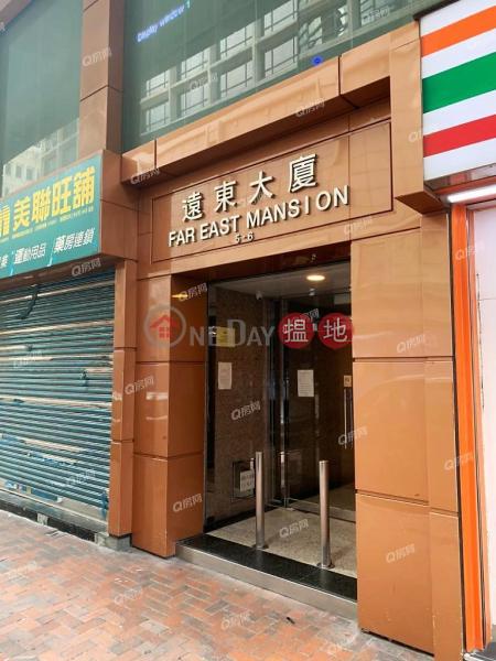 Far East Mansion | 2 bedroom Low Floor Flat for Rent | 5-6 Middle Road | Yau Tsim Mong | Hong Kong, Rental HK$ 20,000/ month