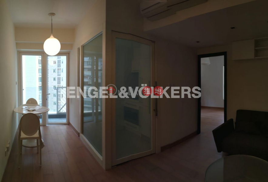 1 Bed Flat for Rent in Mid Levels West, The Icon 干德道38號The ICON Rental Listings | Western District (EVHK64127)