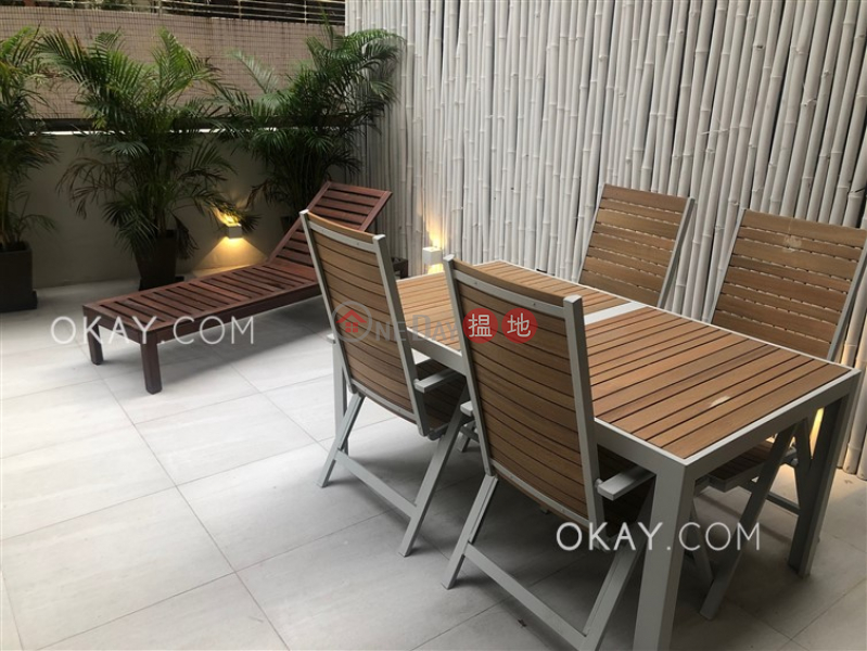 HK$ 34,800/ month Ka On Building | Western District Rare 1 bedroom with terrace | Rental