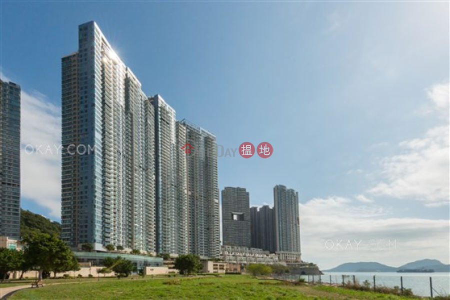 Property Search Hong Kong | OneDay | Residential Rental Listings | Lovely 3 bedroom on high floor with sea views & balcony | Rental