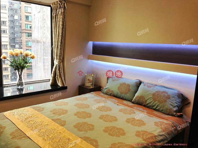 全屋傢私電器 典雅裝修《翰庭軒租盤》-75堅道 | 中區香港|出租|HK$ 29,000/ 月