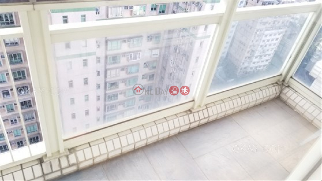 Beautiful 3 bedroom on high floor with balcony | For Sale, 108 Hollywood Road | Central District | Hong Kong | Sales, HK$ 35M